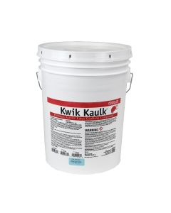 KWIK KAULK® SEAM GRADE (SG) CAULK - WHITE
