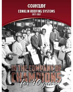 ROOFING SYSTEMS 40TH ANNIVERSARY PUBLICATION