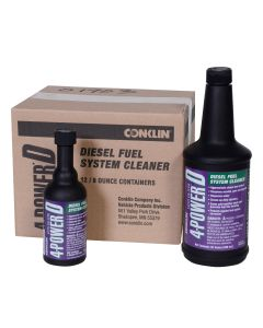 4-POWER® D - Diesel Fuel System Cleaner & Emergency De-Icer
