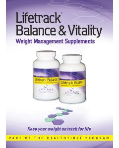LIFETRACK® Balance & Vitality Brochure