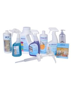 Cleaners Sample Pack