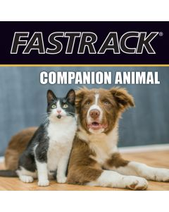 Fastrack® Companion Animal Tri-fold Brochure
