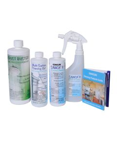 Heavy-Duty Cleaners Pack