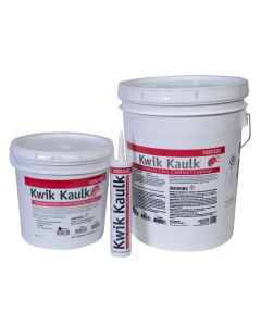 Kwik Kaulk® Acrylic Caulking Compound - Dark Bronze