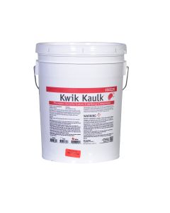 Kwik Kaulk® Fastener Grade (FG) Caulk - White